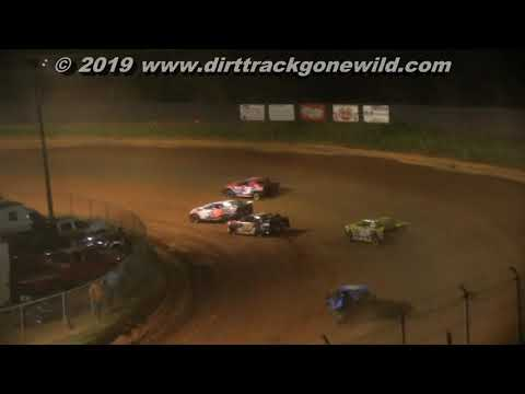Stock 4 at Toccoa Raceway May 26th 2019