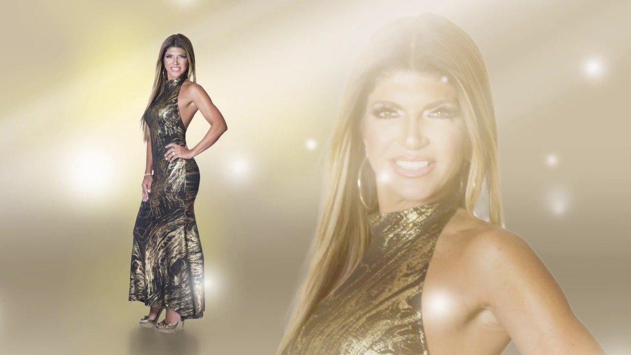 Behind-The-Scenes with Teresa Giudice (Make-up By Priscilla)