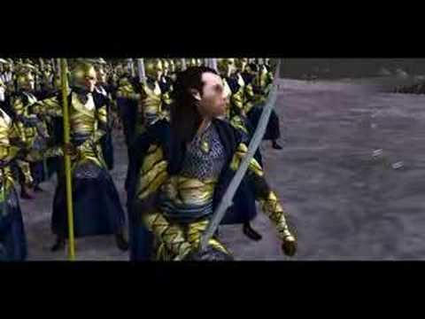 The Lord Of The Rings - Total War