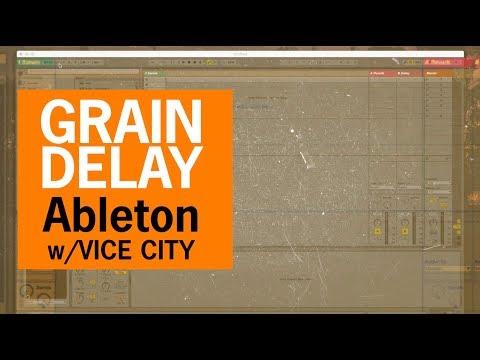 Boombox Cartel & Snails BASSLINE | Using Grain Delay | w/ Vice City