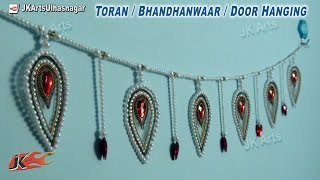 DIY OHP Toran / bandanwaars | How to make | JK Arts 682