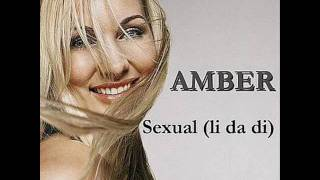 Amber - sexual (li da di) thunderpuss club mix