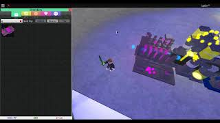 Sp, O, N Setup for 500 life in (Roblox) Miner's Haven 𝐑𝐄𝐙