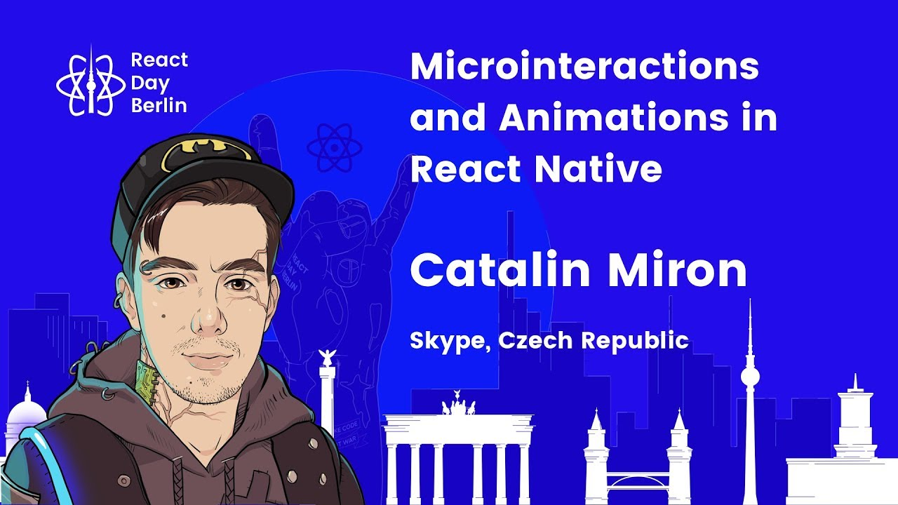 Microinteractions and Animations in React Native – Catalin Miron