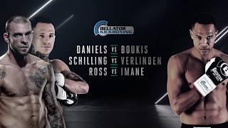 Bellator Kickboxing 8: SATURDAY, DEC 9th - ON SPIKE!