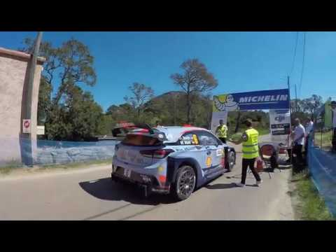 2017 WRC PURE SOUND HD Fire Start launch control