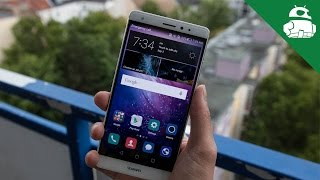 Huawei Ascend Mate S Unboxing and First Impressions