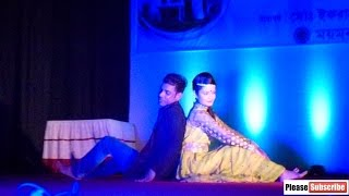 "Awesome Bangla duet dance performance 2017 ""Moner Duar Khule Dilam"" Habib song"
