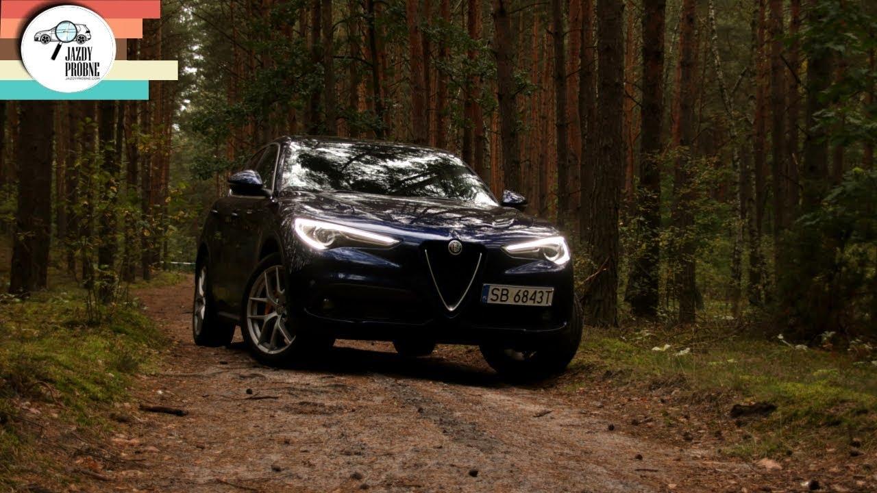 Alfa Romeo Stelvio Q4 2.2D 210 KM: Złota era Alfy Romeo – #233 Jazdy Próbne