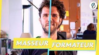 Profession : Masseur / Formateur - Serial Slasheur #4