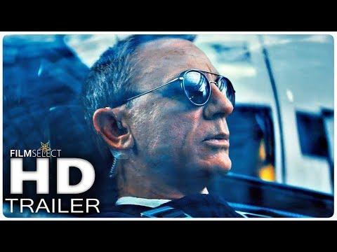 JAMES BOND 007: NO TIME TO DIE Super Bowl Trailer (2021)