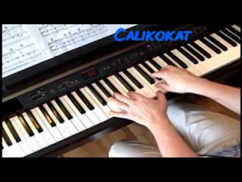 Footprints In The Sand Piano Youtube