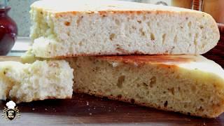 Вкусный хлеб на сковороде Магазин больше не нужен