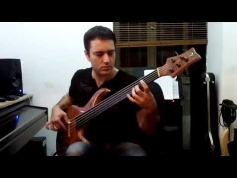 Port Of Entry - Weather Report - Jaco Pastorius - Full Cover By Edmond Gilmore