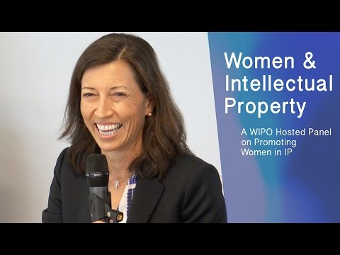 Women in Intellectual Property - A WIPO Panel