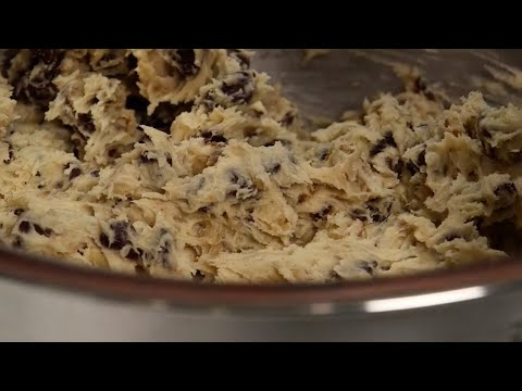 Wellness Shot: CDC Warns Not To Eat Raw Cookie Dough