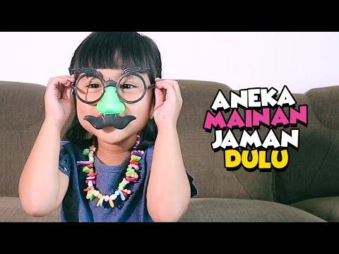 Aneka Mainan Jaman Dulu - JADUL - PART 1