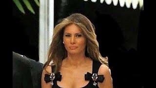 Melania Trump visiting China