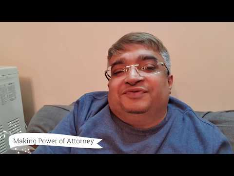 How to make General power of attorney in Riyadh Saudi-Arabia from Pakistani Embassy Urdu