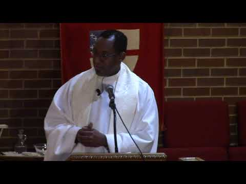 """""""New and Improved"""",  Rev  Dr  Fulton L  Porter, III, St Thomas Episcopal Church, Jan 7, 2018"""