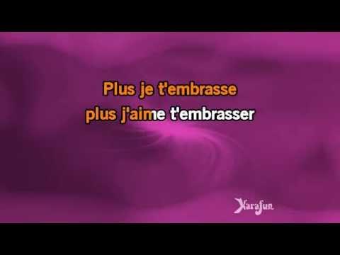Karaoké Plus je t'embrasse - Malia * thumbnail