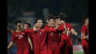 Việt Hưng, Tiến Linh lập công, U23 Việt Nam nhẹ nhàng vượt qua U23 Myanmar | HAGL Media