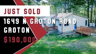1649 N Groton Rd Groton, NH