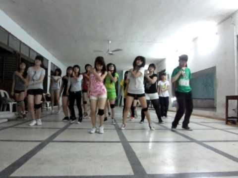 Lop hoc nhay hien dai Binh Thanh - Cry Cry Dance [BoBo