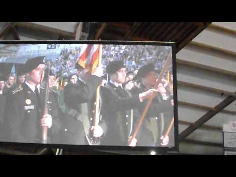 NMU 2013 Graduation National Anthem