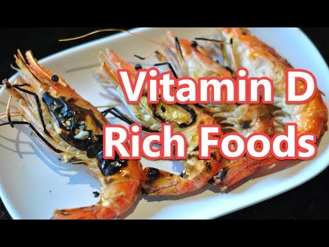 Top 10 Foods Rich In Vitamin D