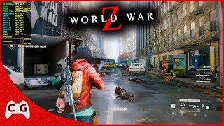 World War Z Gameplay No Ultra 1080p - Jogo Parecido com Left 4 Dead 2 Que Roda Em PC Fraco