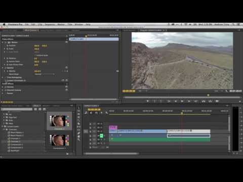 A Crash Course In Adobe Premiere Pro CC