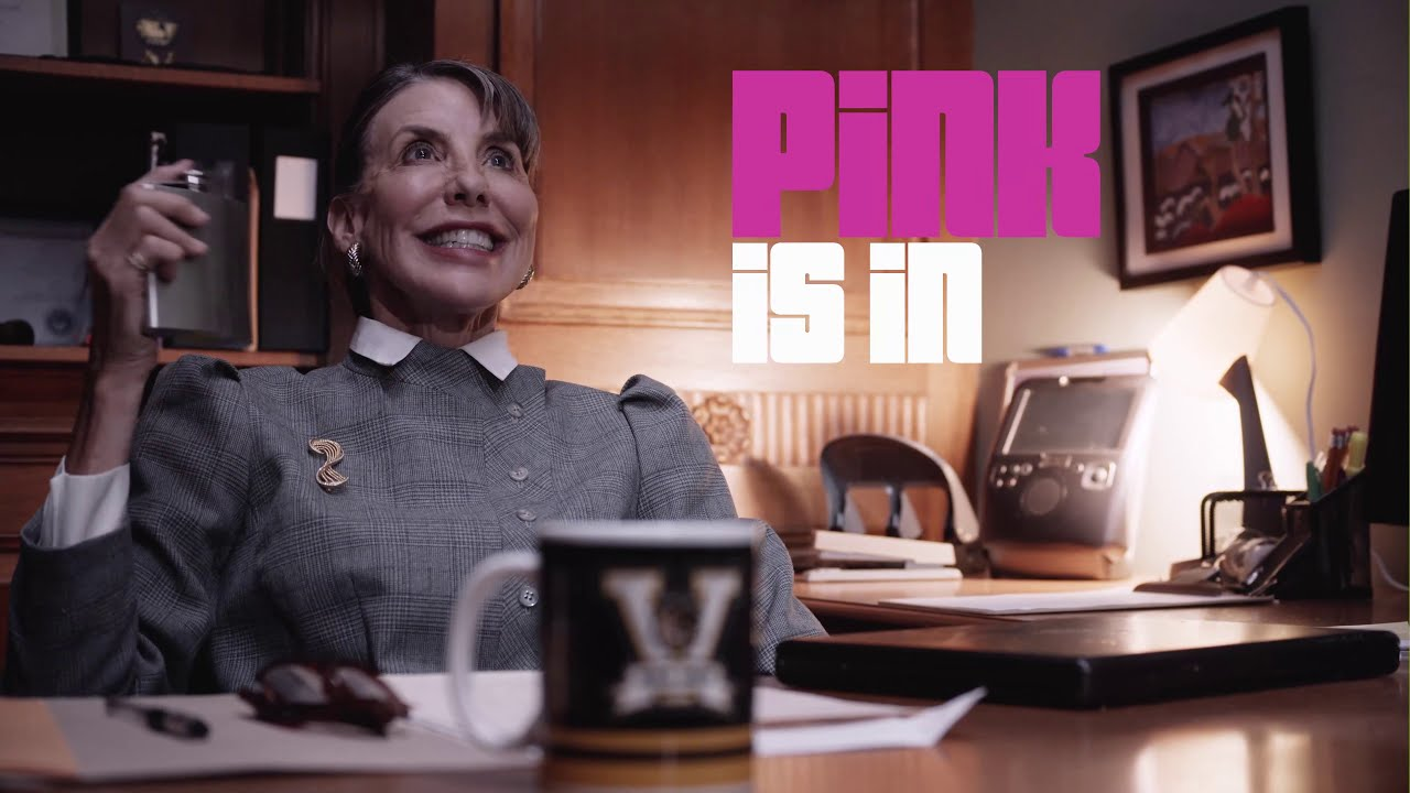 Pink Is In Trailer