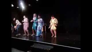 Youth in Action exchange program 6-Portuguese Dance by PACUNET Thumbnail