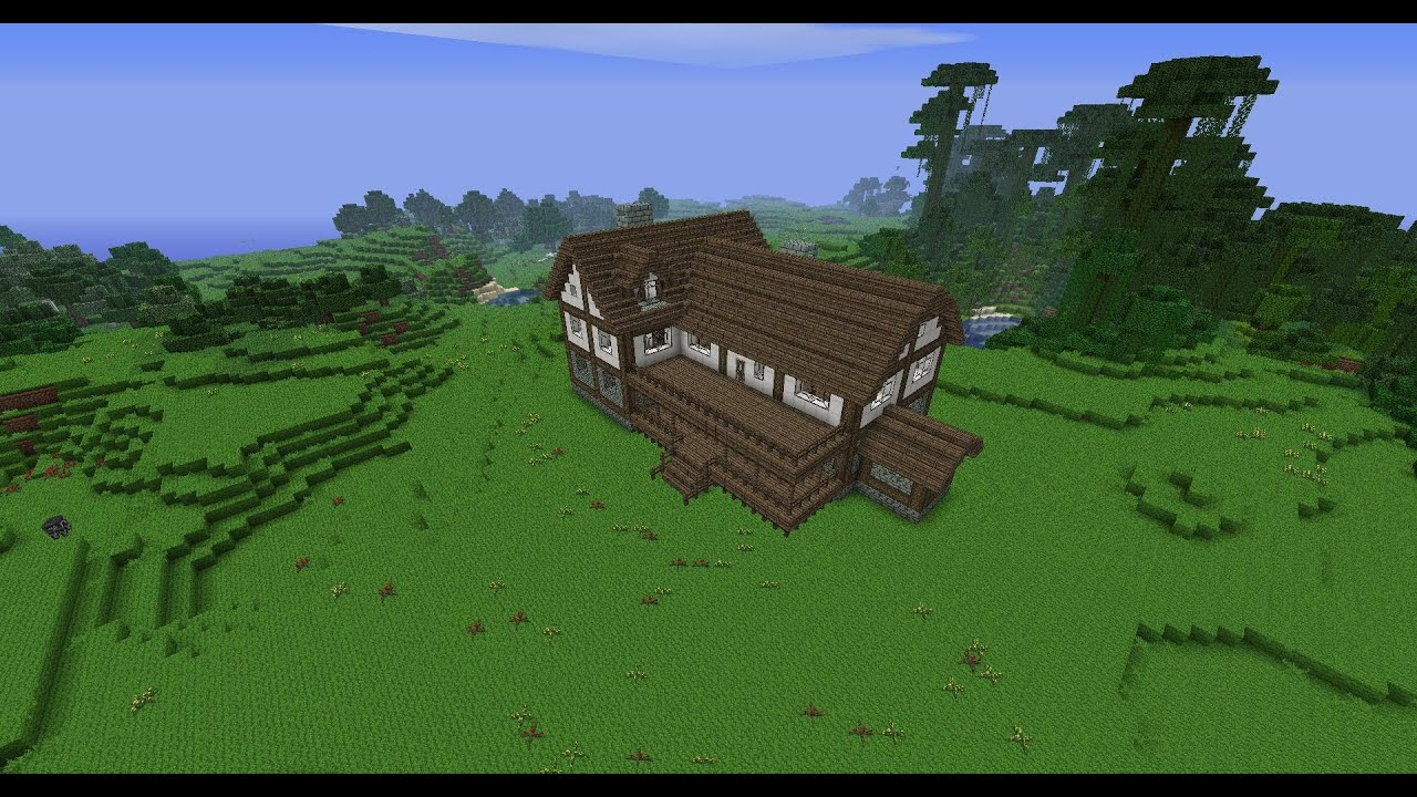 Minecraft Medieval Inn