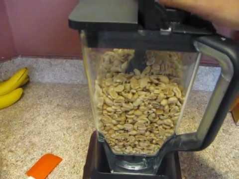 Can blender bottle mix peanut butter