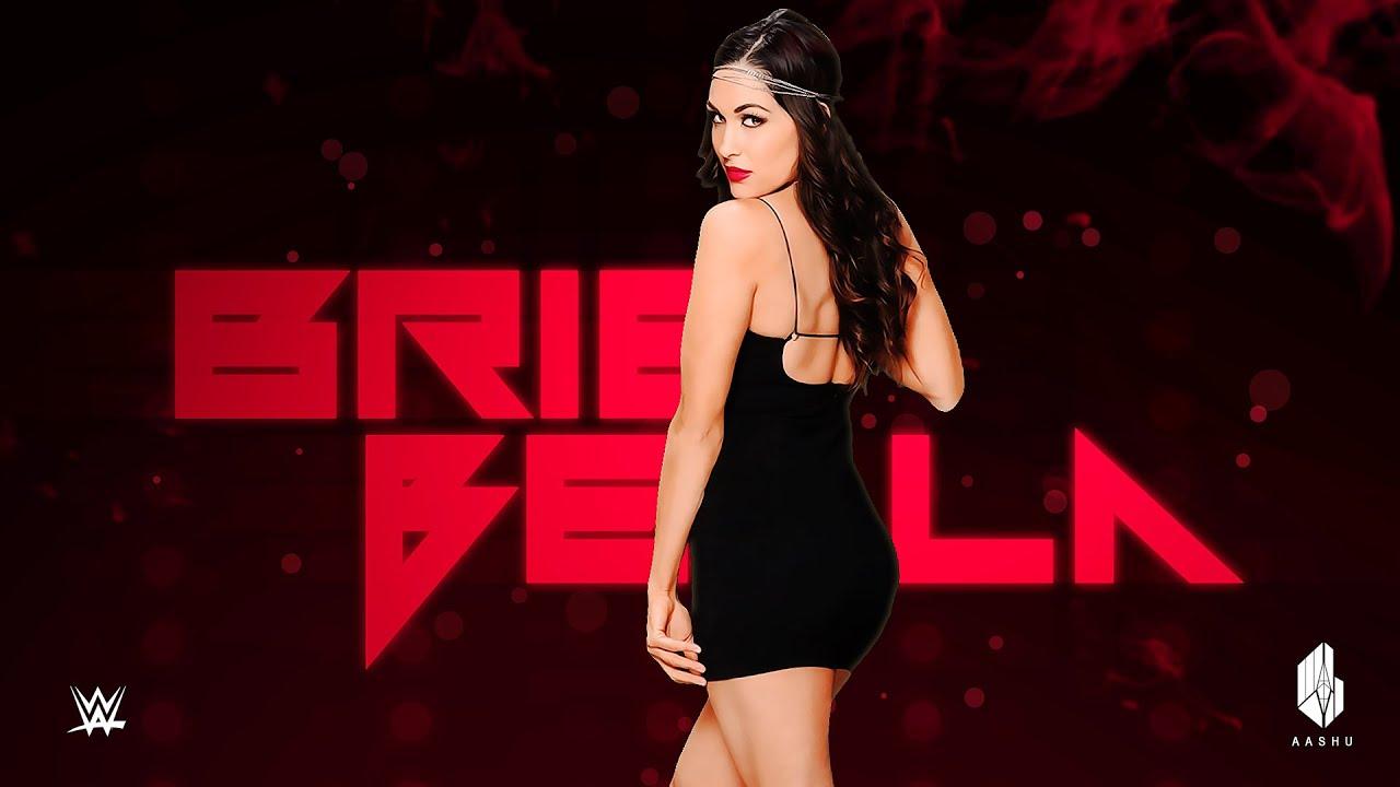 Brie Bella Custom Entrance Video Heel YouTube