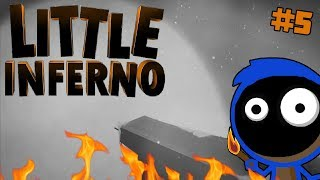 WHEN DID THIS BECOME A HORROR GAME!? :: Little Inferno :: 5
