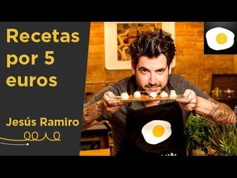 Descubre recetas por 5 euros con jes s ramiro flores - Cocinas por 2000 euros ...