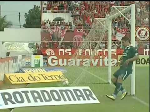 América-RN 5 X 2 Goiás - Brasileirão Série B 2012 - 19/05/2012