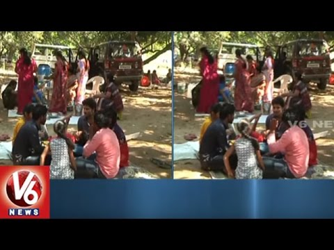 People In Panic Situation With Serial Deaths In Khammam | V6 News