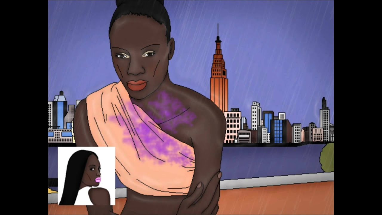 Download AMERICA'S PAINT NEXT TOP MODEL CYCLE 3 EPISODE 6