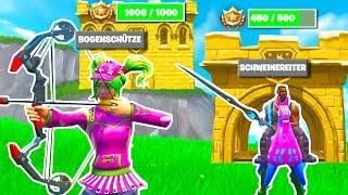 Clash Royale in Fortnite Battle Royale!