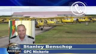 Nieuws vr. 8 febr 2013 - Een vliegtuig verongelukt nabij het vliegveld Henarpolder.flv