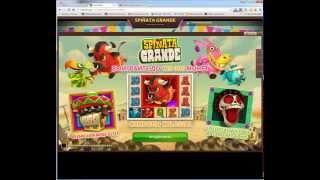 видео Игровой автомат Spinata Grande – играть бесплатно в казино