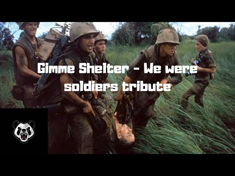 Gimme Shelter - We Were Soldiers Tribute