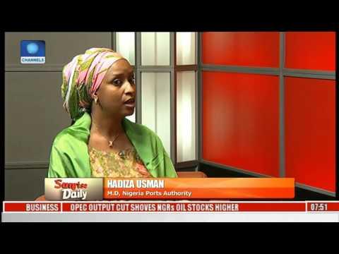 Bureaucratic Bottlenecks Outside Of NPA Affects Port Operations - Hadiza Usman Pt 2