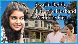 Swathi Reddy Colors Lifestyle Husband Car Wedding Photos Car House Net worth Biography Telugu portal