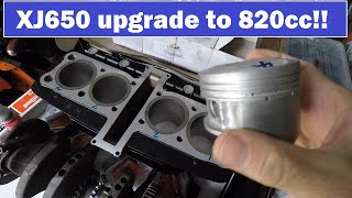 NOS Genuine Yamaha Cylinder Base Gasket XJ700 XJ900 XJ650 XJ750 Maxim Seca