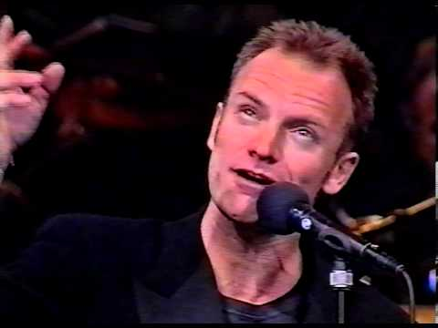 Summertime (G. Gershwin)  -  live by Sting and the Dutch Orchestra of the 21st Century